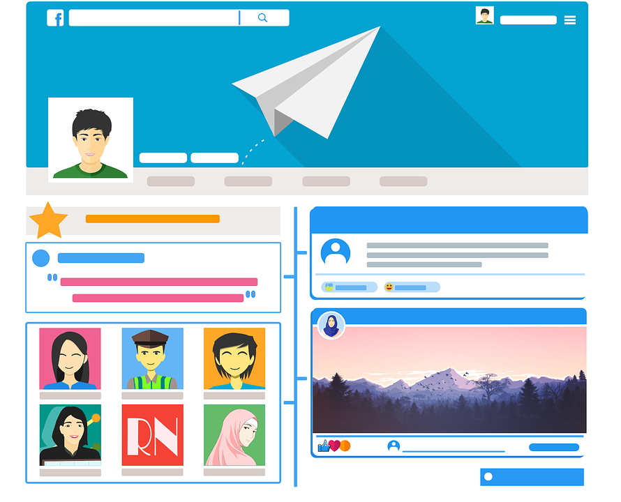 optimizare profil retele sociale